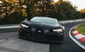 """Още едно бързо Bugatti на """"Ринга"""": Pur Sport показва класа (Видео)"""