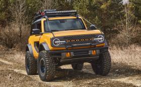 Ford възроди легендата Bronco, за да пердаши Jeep Wrangler