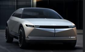 Hyundai Ioniq 5 ще бъде бюджетен Taycan