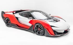 Честито! McLaren Sabre e най-бързият двуместен McLaren