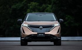 Nissan вече има втори електрически модел. Ariya няма нищо общо с Leaf