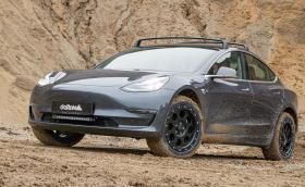 Tesla Model 3 за офроуд! Защо?