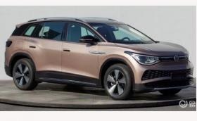 Китай без да иска разкри електрическия Touareg: VW ID.6