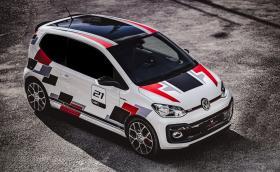 VW up GTI от Vilner e най-малкият хотхеч на света