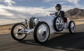 Новото Bugatti Baby II не е детска количка, а по-скоро играчка за (не)пораснали момчета