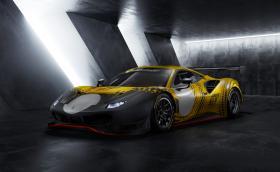 """Ferrari 488 GT Modificata e италианското словосъчетание за """"адски бързо"""""""