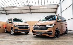 VW Transporter от ABT е сериозно бизнес возило