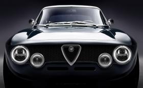 Рестомод пандемията обхвана и тази Alfa Giulia GT Junior