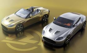 Aston подарява V12 Zagato купе, ако си купите спийдстър за 2 млн. евро