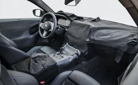 Виждаме доста текстил в интериора на новото BMW 4