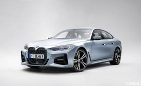 BMW Серия 4 Гран Купе изглежда удивително реалистично в този рендър