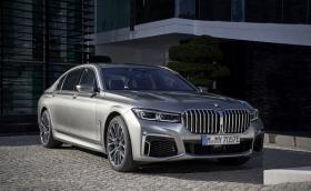 Най-мощната версия на новото BMW 7 ще бъде изцяло електрическа