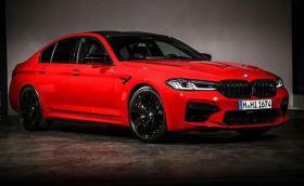 BMW M5 изтече преди премиерата утре