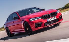 Официално: BMW M5 и M5 Competition + цени за България