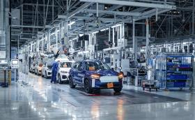 BMW хомологира iX3 и произведе първите 200 предсерийни коли