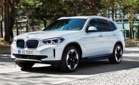 BMW iX3 изсипва 286 к.с. и 400 Нм върху задните си колела