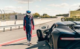 Вижте как се настройва струващото 3 млн. евро Bugatti Pur Sport