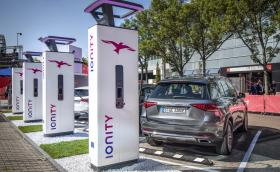 Ionity вдига цените за зареждане почти десет пъти