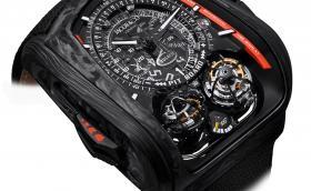 Jacob & Co показа новия си часовник Bugatti Chiron 300+ за 580 хил. долара!