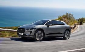 Jaguar I-Pace идва с по-умна навигация и цял куп интернет системи