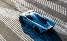 Koenigsegg извади абсурдно бързия Jesko Absolut на пистата