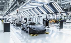 Lamborghini вече не е бутиков производител. Компанията счупи собствения си рекорд с 8205 продажби през 2019