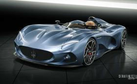 Maserati MilleMiglia има само един проблем