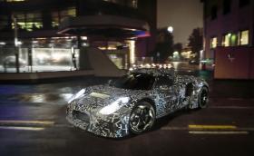 Новото суперспортно Maserati ще се казва MC20