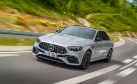 Mercedes-AMG представи обновените E 63 и E 63 S