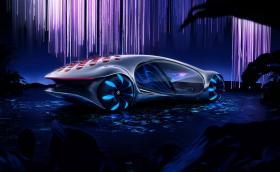Mercedes открадна шоуто на CES с Vision AVTR