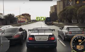 Междувременно в Русия: Need for Speed: Most Wanted в реалността. Видео на седмицата!