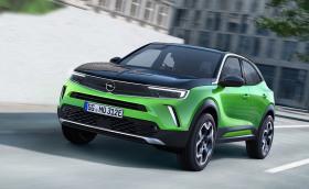 Opel извади чисто нова Mokka, няма нищо общо с предшественика