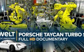 Документален филм показва всичко за производството на Taycan