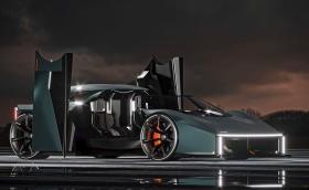 Новият достъпен Koenigsegg изглежда брутално. Тежи 700 кг и вади 700 к.с. от 3-цилиндров мотор