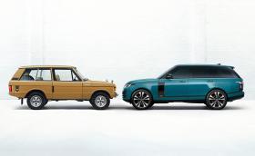 Range Rover стана на 50! Честит юбилей с нова версия Fifty