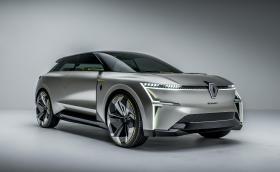 Лудото Renault Morphoz се удължава с 40 см, ако ще пътувате извън града