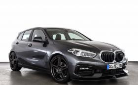 Schnitzer е готов с пълния пакет за BMW Серия 1