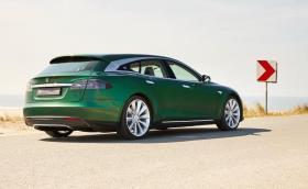 Бихте ли платили 185 хил. евро за Tesla Model S комби?