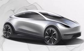 Tesla готви нов хечбек за Европа?