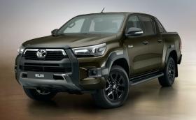 Toyota обнови Hilux, вече идва с 2,8-литров дизел