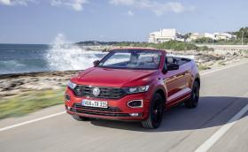VW T-Roc кабрио е у нас. Цените започват от 50 хил. лв.