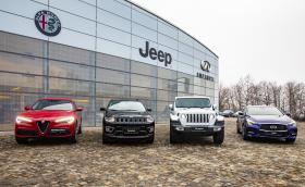Още един вносител у нас за Jeep и Alfa Romeo