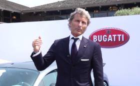 Каква кола кара шефът на Bugatti Щефан Винкелман?