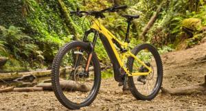 Yamaha показа първото си е-колело с пълно окачване