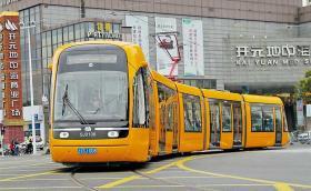 Китайско-руски автономни трамваи тръгват в Шанхай и Москва