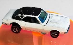Прегледайте си количките Hot Wheels. Ако намерите това Camaro, може да го продадете за повече, отколкото струва истинската кола