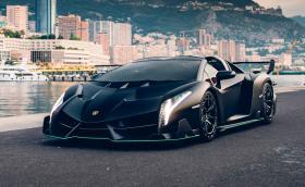 Това карано Lambo Veneno Roadster се продава за... 10 млн. лв.