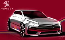 Какво ще кажете за това - идея за възроден Peugeot 205 GTi?