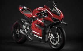 Ducati Panigale V4 Superleggera има 224 к.с., тежи 152 кг и струва 100 000 долара. Амин!