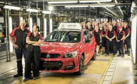 General Motors погреба Holden официално